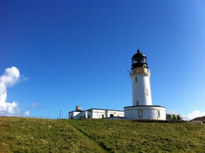 Third Angel CAPE WRATH Lighthouse