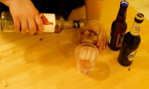 Zusatzstoff Ethylalkohol